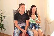 Vojtěch Novák se rodičům Věře a Radkovi narodil 29. března.