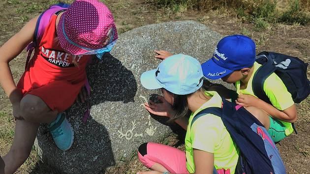 Děti z Prachatic se mohou zapojit do hledání pokladu.
