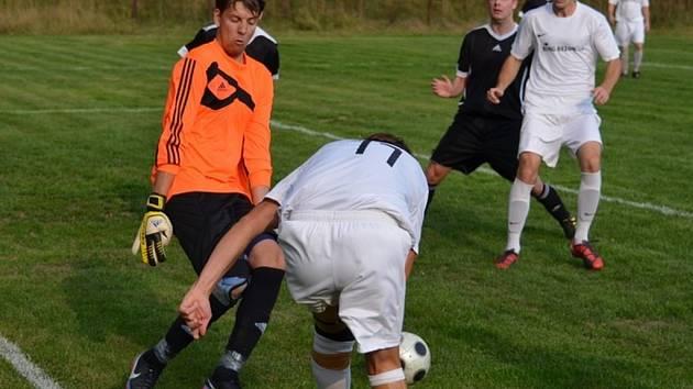 Fotbalový okres pokračuje dalšími zápasy.