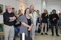 Do 25. srpna je k vidění výstava rodiny Hafner v Městské galerii Volary.