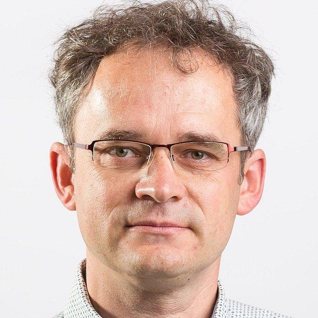 Jiří Machart, 51let, Prachatice