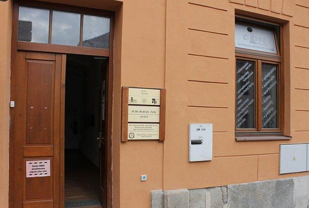 Budova, v níž sídlí KreBul, o.p.s. Prachatice se dočkala dalších bezbariérových opatření.