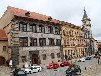 Sídlo Městského úřadu v Prachaticích