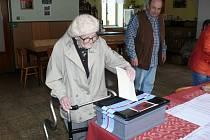 Volby v Kahově.