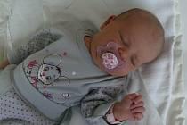 Leontína Scarlett Jeřábková  se v prachatické porodnici narodila v neděli 22. května v 8.25 hodin rodičům Šárce a Robertovi. Vážila 3690 gramů. Doma v Prachaticích netrpělivě čekala pětiletá sestřička Natálka.