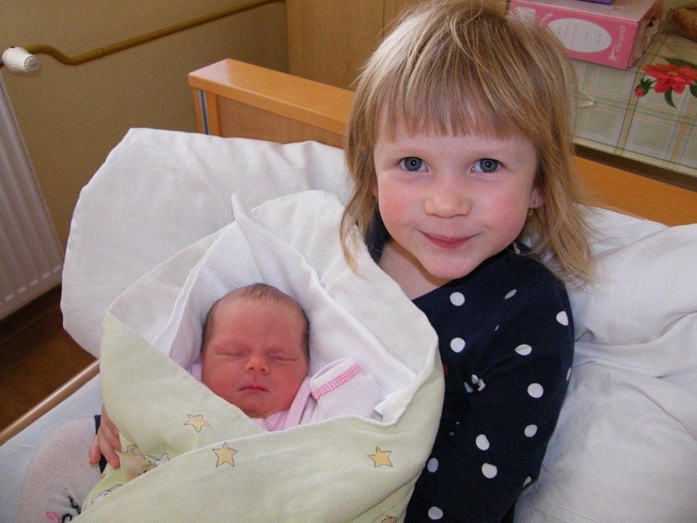 Amálka Štěpánová  se v prachatické porodnici narodila 20. března 2012 ve 2.55 hodin. Holčička vážila 3300 gramů a měřila 47 centimetrů. Rodiče Karolína a František Štěpánovi jsou z Lenory. Doma už se na malou sestřičku těšili dva sourozenci: desetiletý Ma