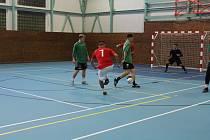 Futsal cup sálovkářů v Prachaticích.