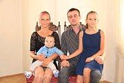 Patrik Pícha se rodičům Pavle a Patrikovi Píchovým narodil 2. března.