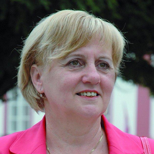 Dagmar Rückerová, 61let, Vimperk, ODS