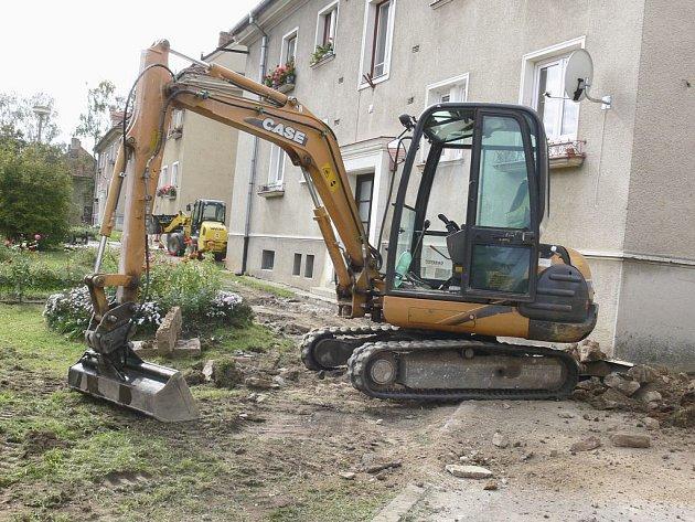 Revitalizace III. bytového okrsku pokračuje.