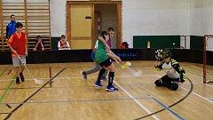 Netoličtí florbalisté pořádali tradiční turnaje.