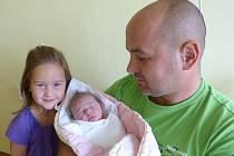 Bibiana Jůnová se v prachatické porodnici narodila v neděli 6. října v 7.40 hodin rodičům Evě a Karlovi. Vážila 3190 gramů a měřila 47 centimetrů. Doma v Prachaticích se na malou Bibianu těšila pětiletá sestřička Nela.