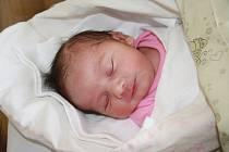 NAOMI KREJČÍŘOVÁ, MIČOVICE.Narodila se ve středu 5. února v 9 hodin a 45 minutv prachatické porodnici. Vážila 3300 gramů.Doma na ni čeká bráška Ivo (9,5 roku).Rodiče: Věra Bledá a Michal Krejčíř.