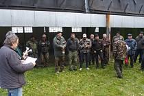 Střelci uspořádali tradiční Podzimní manévry.