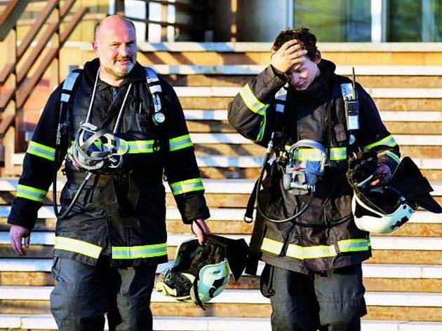 SPOLUPRACUJÍ. Volarští hasiči potvrdili, že vzájemná spolupráce s městem funguje velmi dobře. Ilustrační foto.