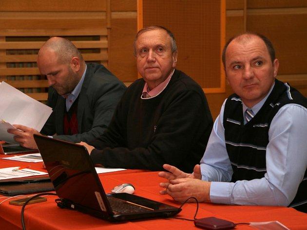 O veřejné projednání návrhu plánu pro rozvoj města Vimperk do roku 2022 neměla veřejnost příliš velký zájem.