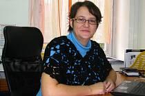 Ředitelka Farní charity v Prachaticích Michaela Veselá.