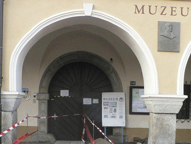 Muzeum v Netolicích zahájilo sezonu.