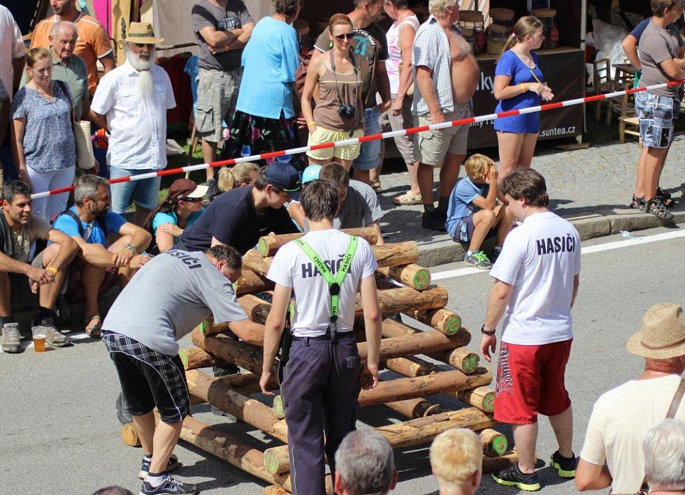 Volarské Slavnosti dřeva 2016.