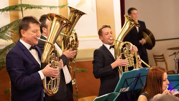 Koncert Koncert Dechového souboru Prachatice.