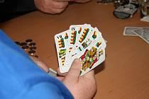 Seriál karetních turnajů na Prachaticku pokračoval bulkou v Lenoře. Ilustrační foto