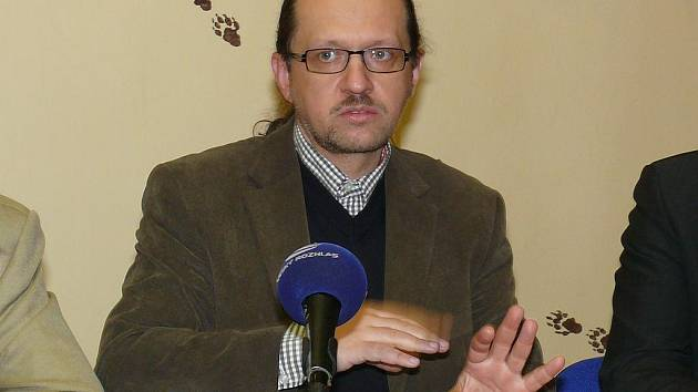 Ředitel Správy NP a CHKO Šumava František Krejčí