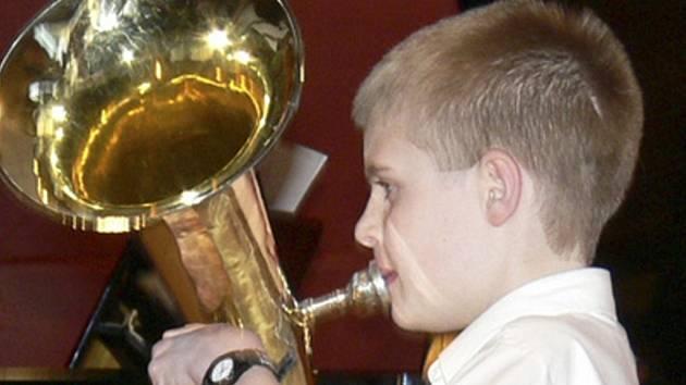 Mladí muzikanti zkusí své štěstí.