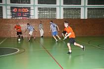 Dalším turnajem pokračoval Futsal cup v Prachaticích.