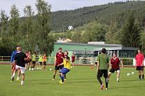 Tatran trénuje v přípravě třikrát týdně.