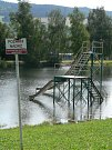 Poslední dny, kdy ještě v Huláku byla voda. Psal se červenec 2006.