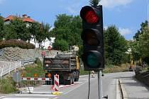 Opravy silnic na Prachaticku se bez omezení neobejdou.