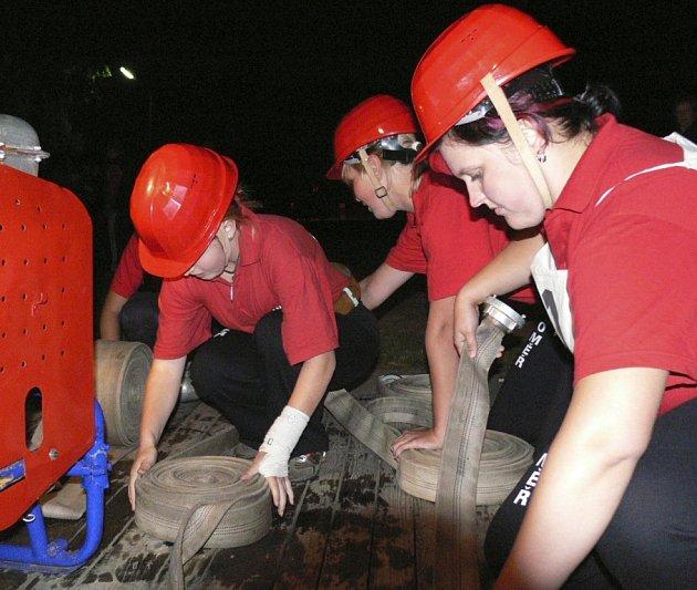 Svatá Maří hostila čtyři stovky hasičů.
