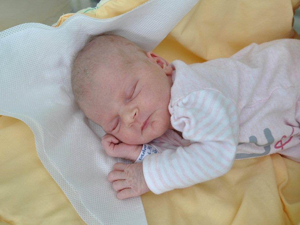 V Úlehlech na rozhraní Prachaticka a Strakonicka bude vyrůstat Marie Kuráková, která se narodila ve strakonické porodnici v pondělí 26. června ve 13.33 hodin. Vážila 3220 gramů.