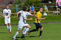 Vimperk - Hrdějovice 0:1.