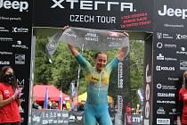 Xterra Short Track 2020 ženy.