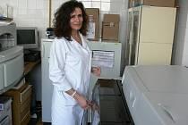Na oddělení klinické biochemie a hematologie vyčtou z vaší krve co je nutné.