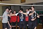 Netoličtí volejbalisté zakončili sezonu výhrami nad Českou Lípou.