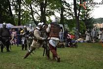 Bitva na Winterbergu ve Vimperku.