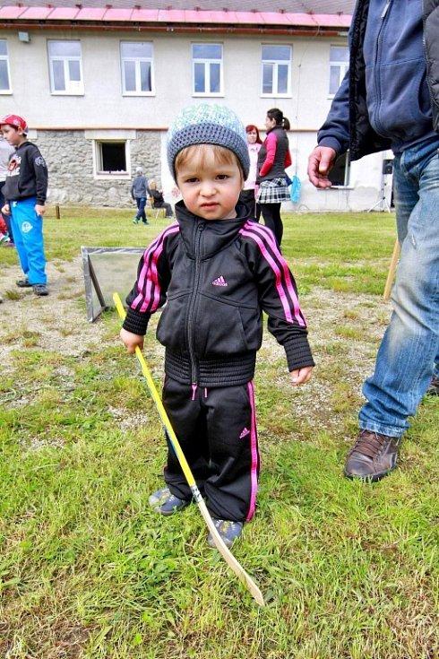 Pro děti z Lenory připravili v Lenoře oslavu jejich svátku s předstihem, pro dětský den využili Lenorští sobotu 30. května.