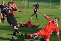 Vacovští (na zemi jančovič) vyhráli 2:0.