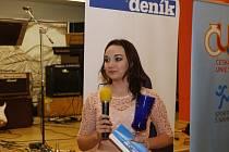 Zdena Blašková z Volar.