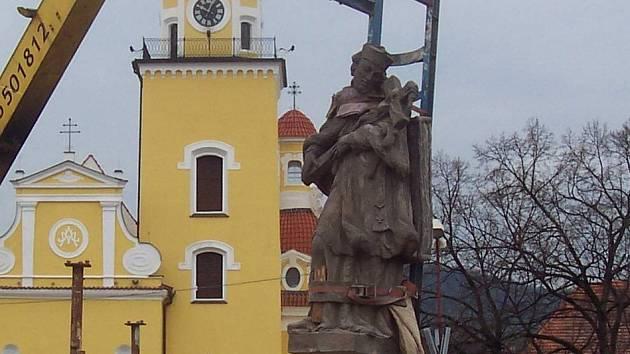 Vlachovobřezská fontána