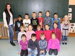 Třída 1. B Základní škola Netolice