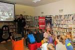 Městská knihovna Prachatice si připravila na podzimní prázdniny program, který vynesl dětské návštěvníky až do vesmíru.