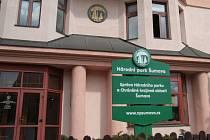 Sídlo Správy NP Šumava ve Vimperku, ilustrační foto.