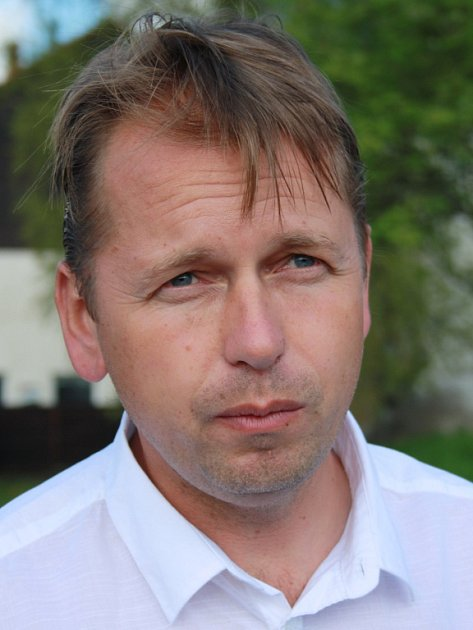 Václav Vostradovský, starosta obce Kvilda