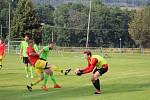 Fotbalová I.B třída: Čkyně - Sedlice 4:0.