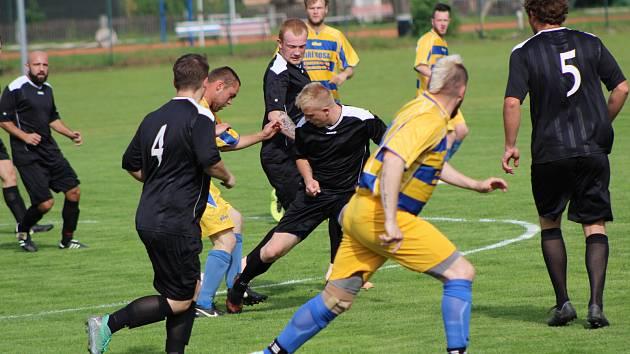 Fotbal na Prachaticku má pro sezonu 2018/2019 dohráno.