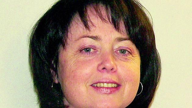 Hana Mrázová.