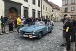 South Bohemia Classic zavítalo v pátek 6. září na prachatické Velké náměstí. A bylo na co koukat.